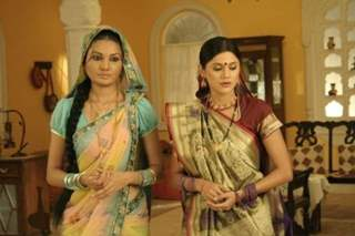 A still image from the show Shraddha
