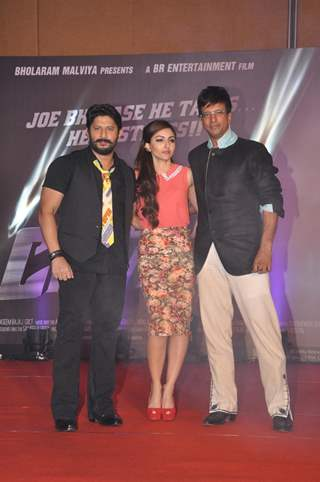First look launch of Mr Joe B. Carvalho