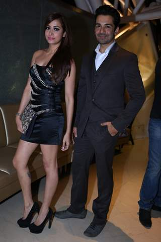 Madhura Naik and Abhinav Shukla at India-Forums.com 10th Anniversary Party