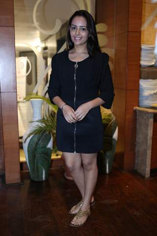 Aanchal Munjal was at India-Forums.com's 10th Anniversary Party