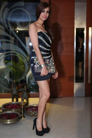 Madhura Naik was at India-Forums.com's 10th Anniversary Party