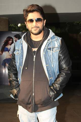 Arshad Warsi at the Press Conference to promote 'Mr Joe B. Carvalho'