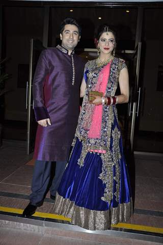 Amna Shariff's Wedding Reception