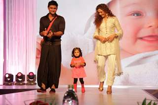 Manish Goel ans Shweta Kawatra were at the 4th GR8! Women Awards 2014