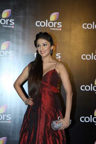 Aarti Chhabria was at the IAA Awards and COLORS Channel party