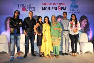 Zee TV launches it's new show - 'Kumkum Bhagya'