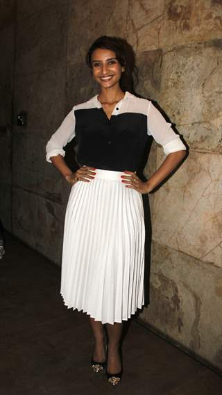 Patralekha at the Special Screening of Citylights