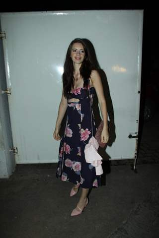 Kalki Koechlin at Citylights special screening