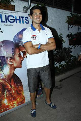 Dino Morea was at the Citylights special screening