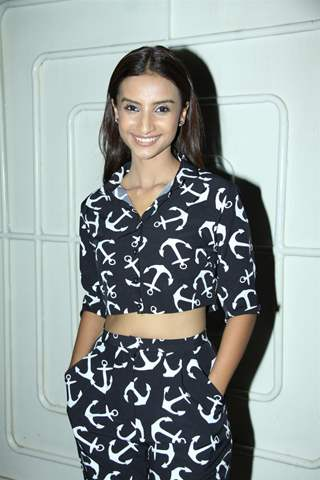 Patralekha was seen at the Citylights special screening