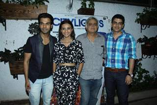 Citylights team at the special screening