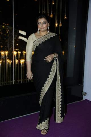 Vaibhavi Merchant was at the Launch of India's First Cinema-inspired fashion brand Diva'ni