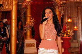 Shraddha Kapoor performs at the Promotion of Ek Villain on Kumkum Bhagya