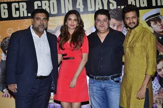 Success Party of Humshakals