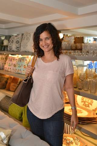 Sushma Reddy was snapped at The White Window