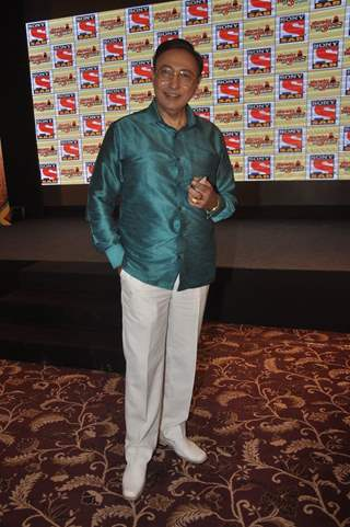 Anang Desai was at the Launch of Sab TV's Show Chandrakant Chiplunkar Seedi Bambawala