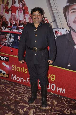 Prashant Damle was at the Launch of Sab TV's Show Chandrakant Chiplunkar Seedi Bambawala