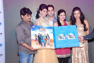 Music Launch of Meinu Ek Ladki Chaaiye