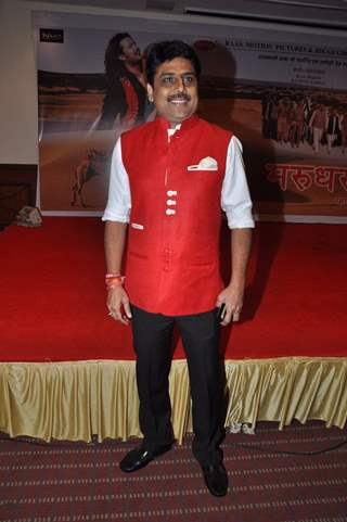 Shailesh Lodha was at the Album Launch of Marudhar