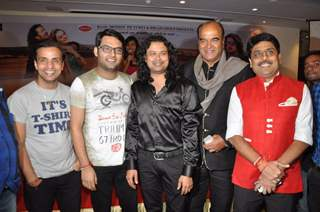 Celebs at the Album Launch of Marudhar