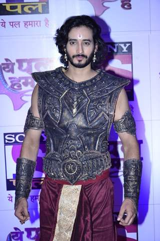 Siddharth Arora at the Red Carpet of Sony Pal Channel