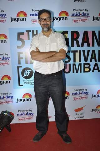 Rajat Kapoor at 5th Jagran Film Festival