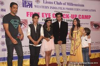 An Event for the Underprivileged Technicians of Bollywood