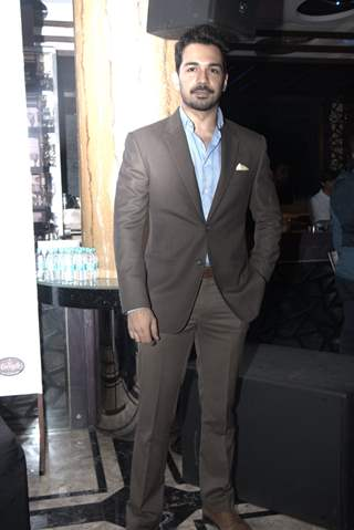 Abhinav Shukla at the Kolkata Baabu Moshayes Party