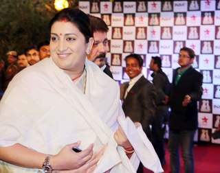 Smriti Irani joins India TV as its Iconic Show Aap Ki Adalat Completes 21 Years