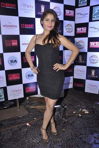 Aarti Singh at the Telly Calendar Launch