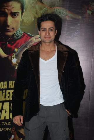 Shaleen Bhanot poses for the media at the Launch of his New Single