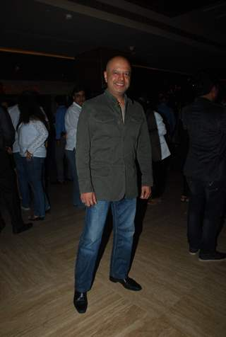 Naved Jaffrey was seen at the Special Screening of Hawaizaada