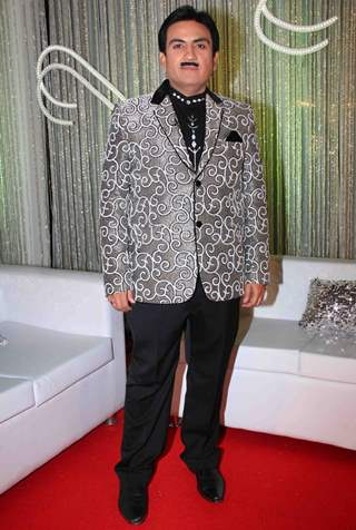 Dilip Joshi at the 60th Britannia Filmfare Awards
