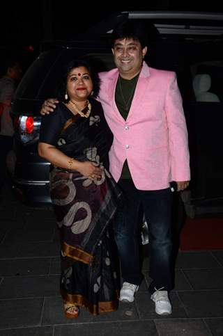 Jeet Gannguli at Tulsi Kumar's Wedding Reception