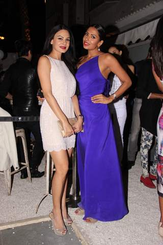 Aanchal Kumar with Candice Pinto at her Birthday Bash