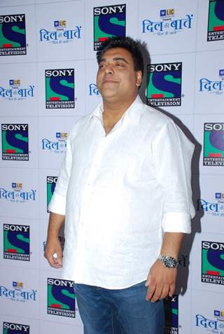 Ram Kapoor poses for the media at the Launch of Dil Ki Baatein