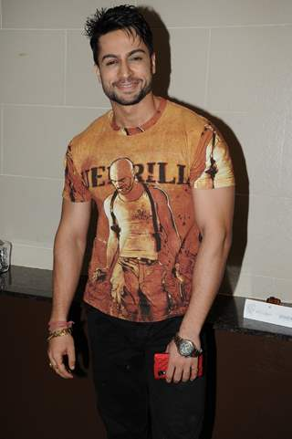 Shaleen Bhanot poses for the media at the Launch of the Movie The Cinema Hall
