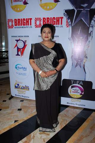 Shenaz Rizwan at TIIFA AWARDS 2015