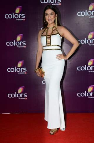 Aarti Chhabria at Color's Party