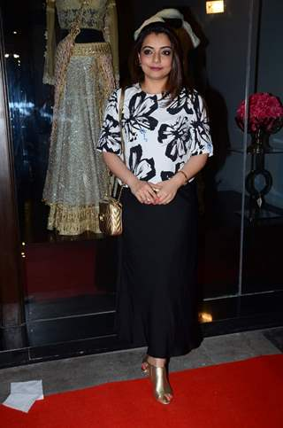 Vaibhavi Merchant at Launch of Amy Billimoria and Pankti Shah's Store