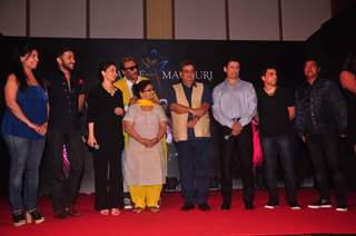 Celebs at Launch of Dance with Madhuri