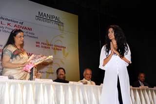 Saraa Khan at Sindhi Awards