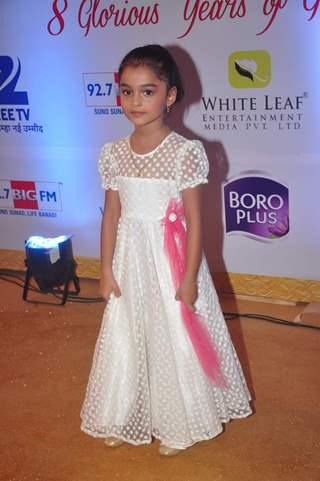 Spandan Chaturvedi at Gold Awards