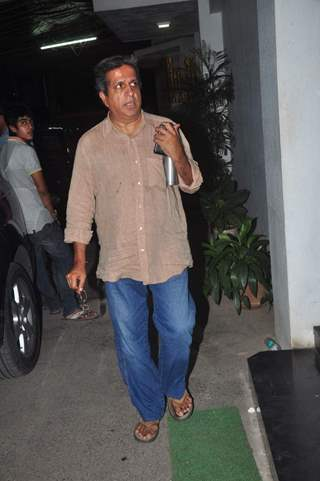 Darshan Jariwala at Special Screening of Hamari Adhuri Kahani
