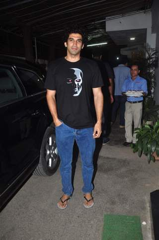 Aditya Roy Kapur at Special Screening of Hamari Adhuri Kahani
