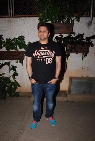 Mohit Suri for Special Screening of Hamari Adhuri Kahani