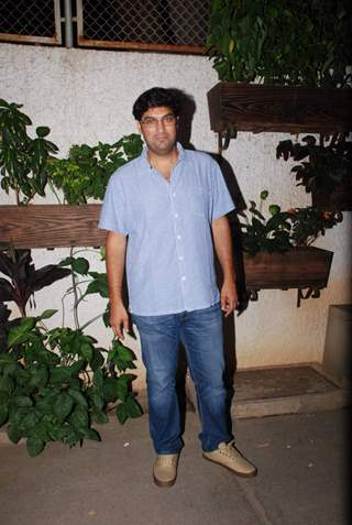 Kunaal Roy Kapur attends Special Screening of Hamari Adhuri Kahani