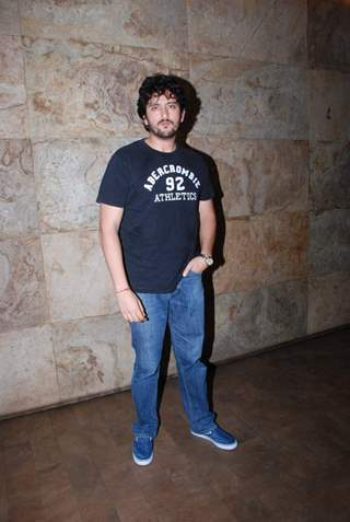 Shaad Randhawa poses for the media at the Special Screening of Hamari Adhuri Kahani