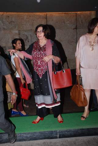 Helen at Screening of Hamari Adhuri Kahani