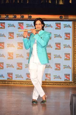 Siddharth Arora at Launch of SAB TV Show 'Krishan Kanhaiya'